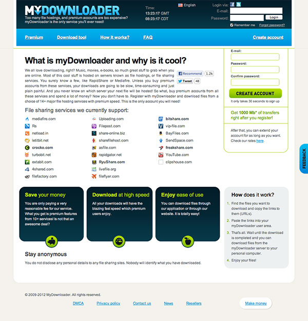 MyDownloader