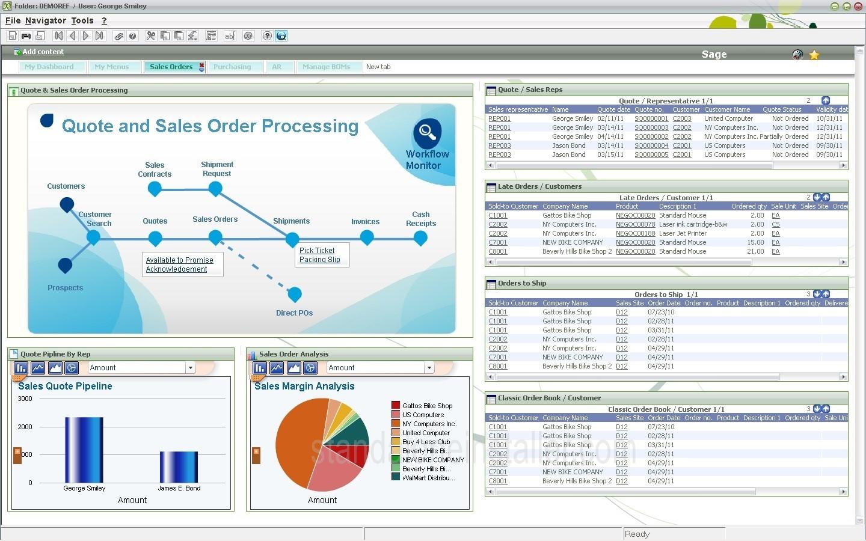 Top 10 accounting software - standaloneinstaller com