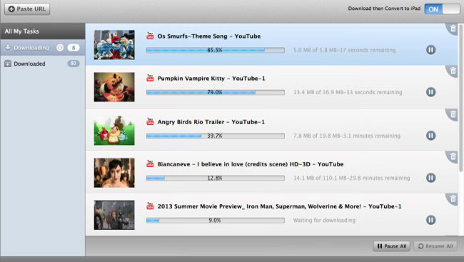 YouTube Playlist to MP3 Downloader